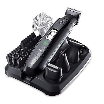 Remington PG6130 4in1 Hair Trimmer & Mini Foil Shaver Rechargeable Grooming Kit