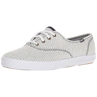 KEDS Womens Champion tissu bas haut lacets Baskets Mode