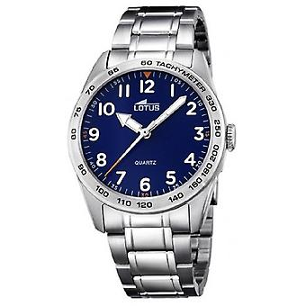 Lotus junior collection Quartz Analog Child Watch with 18275/2 Stainless Steel Bracelet