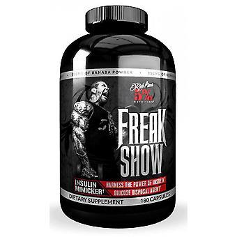 Rich Piana 5 % Nutrition Freak Show Kapsel
