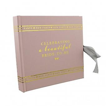 Hen Party Bride To Be Photo Album | Gifts From Handpicked