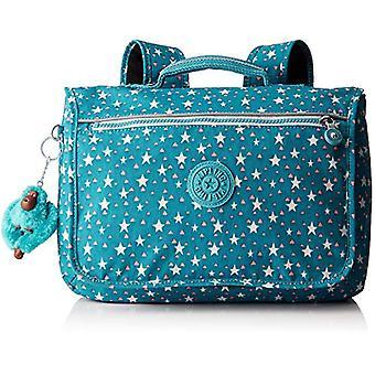 Kipling NEW SCHOOL Sac à dos pour enfants - 32 cm - 6 litres - Multicolore (Cool Star Girl)