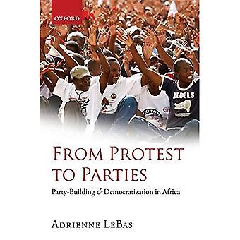 Fra protest til fester