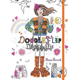 Doodleflip Dressup by Hennie Haworth - 9781780674179 Book