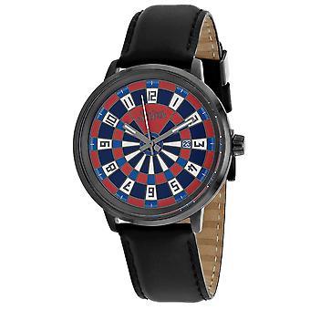 Jean Paul Gaultier Hombres's Cible Multicolor Dial Watch - 8504801
