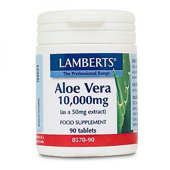 LAMBERTS Aloe Vera 10; 000mg tabletit 90 (8570-90)