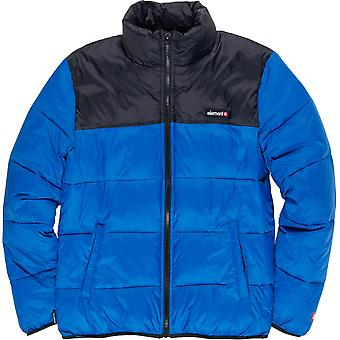 Element Men's Quilted Jacket ~ Primo Arctic nautical blue