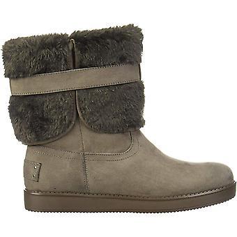 GUESS G Aussie Winter Boots, Dark Gray, 7 US