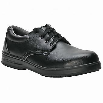 Portwest Unisex Steelite snøret sikkerhed sko S2 (FW80) / arbejdstøj