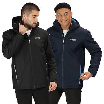 Regatta Mens Thornridge II Waterproof Insulated Hood Jacket