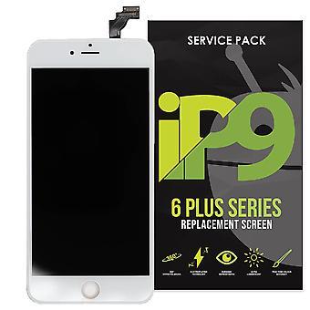 Branco iPhone 6 Plus iP9 Tela substituição   iParts4u iParts4u