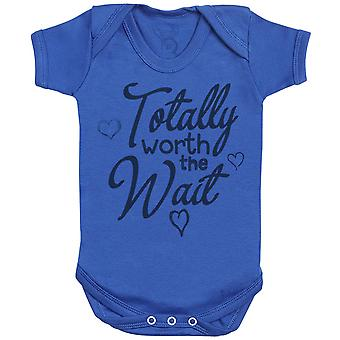 Totally Worth The Wait Baby Bodysuit - Baby Gift