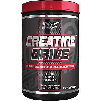 Nutrex Creatine Drive Unflavored Powder
