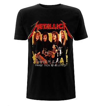 Metallica Garage Days James Hetfield Official T-Shirt