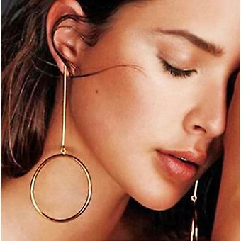 Gold Hoop Drop Earrings for All Occasions