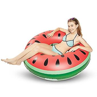 Bigmouth giant watermelon slice pool float