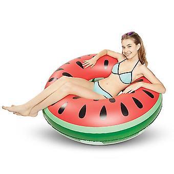 Bigmouth jättiläinen vesi meloni viipale allas float