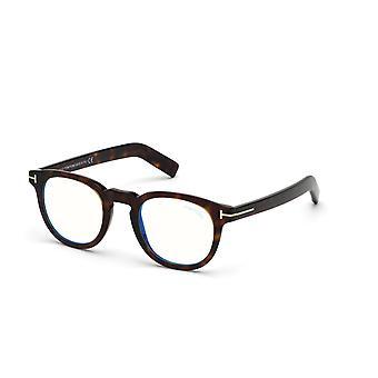 توم فورد TF5629-B 052 نظارات هافانا الداكنة