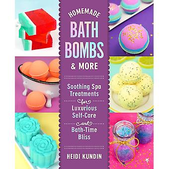 Homemade Bath Bombs  More by Kundin & Heidi