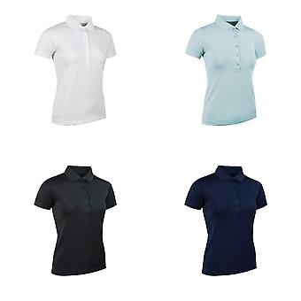 Glenmuir Womens/Ladies Performance Pique Polo Shirt