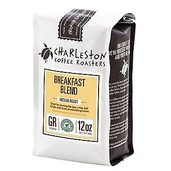 Charleston Coffee Roasters Breakfast Blend Medium Roast Ground Coffee