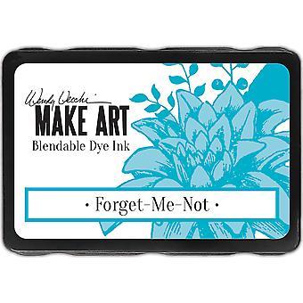 Wendy Vecchi Make Art Dye Ink Pads - Oubliez - Moi - Pas