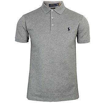 Ralph lauren men's andover heather polo shirt