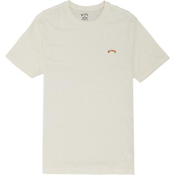Billabong Men's T-paita ~ Arch Pesty lumi