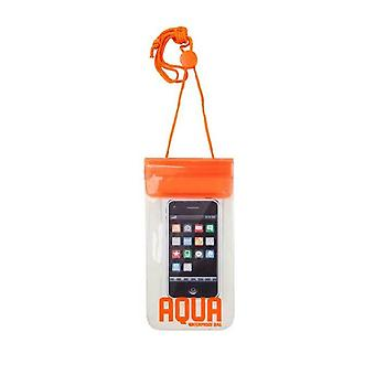 Waterproof case for your mobile phone-Orange