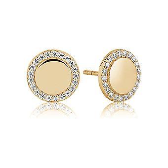 Sif Jakobs Earrings Women SJ-E2925-CZ-YG