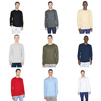 American Apparel Unisex Adults Fine Jersey Long Sleeve T-Shirt