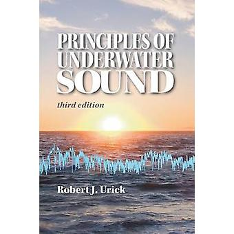 Principles of Underwater Sound third edition by Urick & Robert J.
