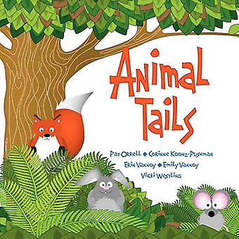 Animal Tails by KoonzPushman & Corinne