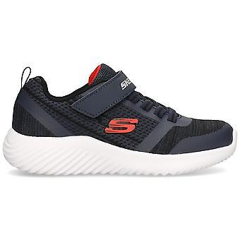Skechers Zallow 98302LNVBK universal all year kids shoes