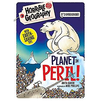 Planet in Peril by Scholastic - 9781407195650 Book