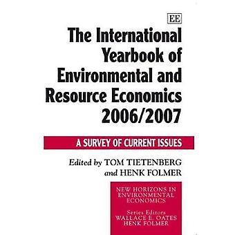 Das internationale Jahrbuch der Umwelt- und Ressourcenökonomie - A
