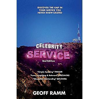 Celebrity Service by Geoff Ramm - 9781912300181 Book