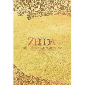 Zelda - The History Of A Legendary Saga Volume 2 - Breath Of The Wild b