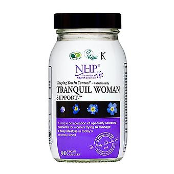 NHP Tranquil woman Capsules 90 (65840)