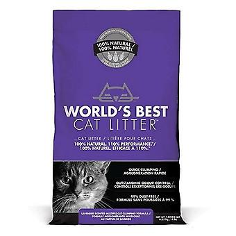 Worlds Best Lavender Scented Cat Litter