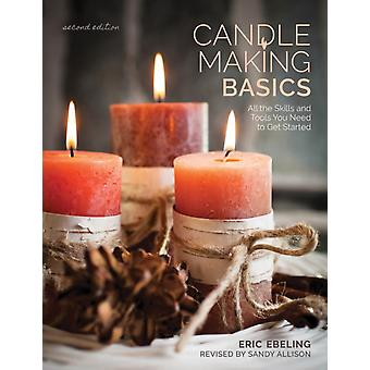 Candle Making Basics by Eric Ebeling
