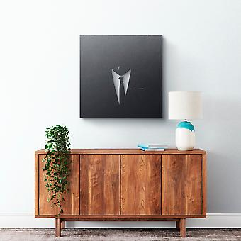 Metal Wall Art - Suit