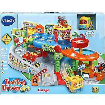 VTech Toot-Toot Ajurit Autotalli
