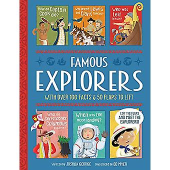 Famous Explorers by Joshua George - 9781789584363 Book
