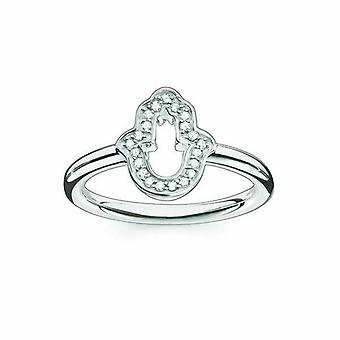 Ladies' Ring Thomas Sabo TR2076-051-14/52
