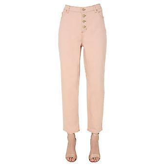 Baum Und Pferdgarten 21045c2085 Women's Pink Cotton Pants