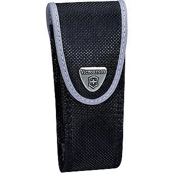 Victorinox الجيش السويسري لوكبليد سكين حزام الحقيبة - أسود