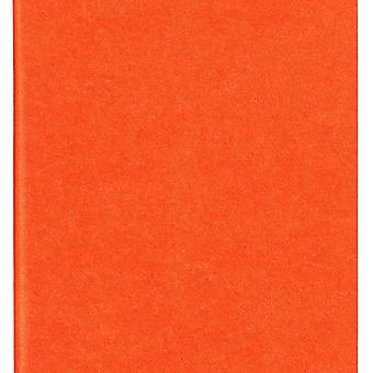 County Orange Crepe Papers (12 Pack)