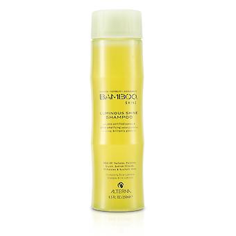 Bamboo shine luminous shine shampoo (for strong, brilliantly glossy hair) 133318 250ml/8.5oz