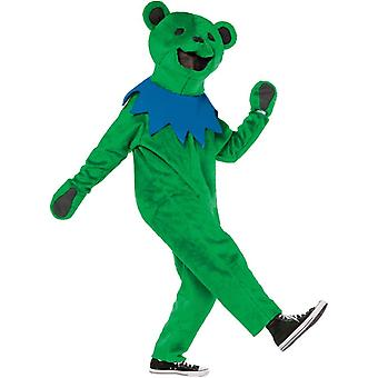 Green Grateful Dead Adult Costume